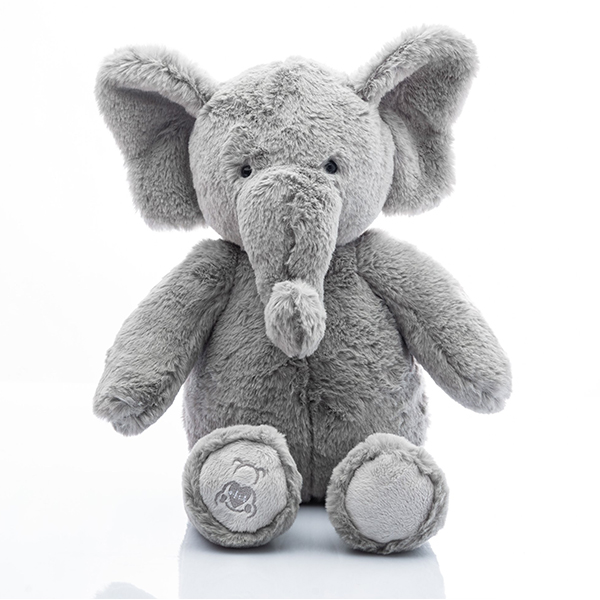 Baby Beats Plush Elephant